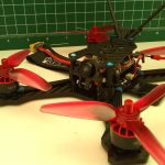 What is FPV Quadcopter Racing?
