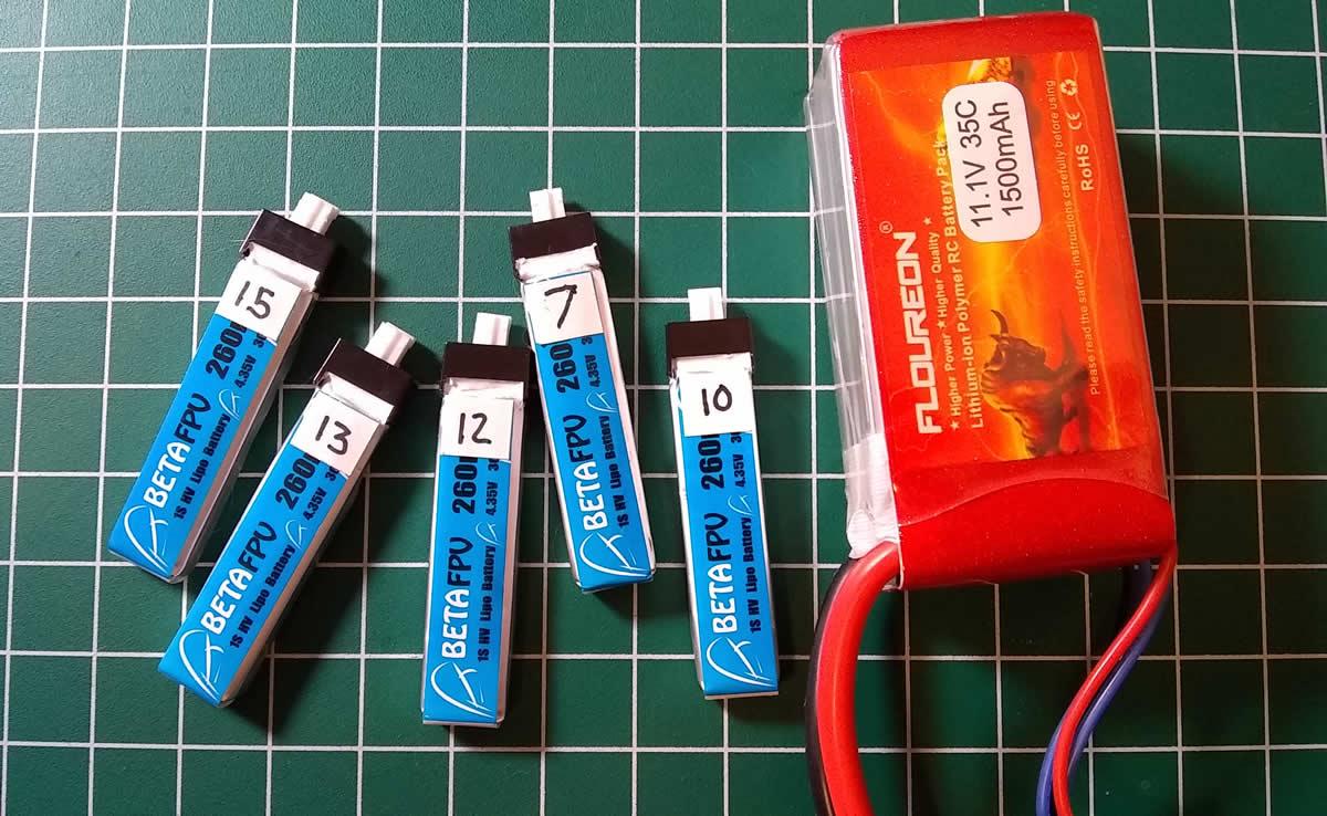 LiPo Battery Management